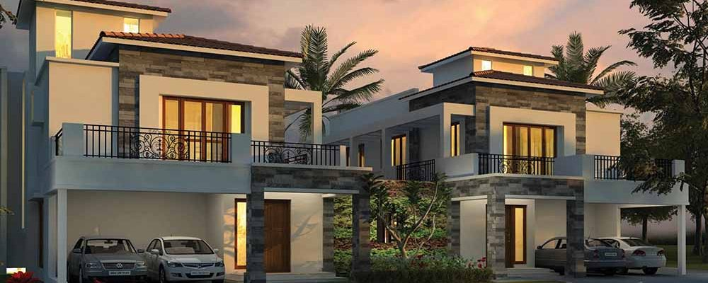2bhk Separate duplex villas available Near Whitefield
